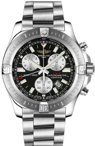 Breitling Colt Chronograph A7338811/BD43-173A Replica Watch